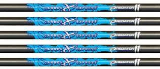 Carbon Express Predator II vessző nockkal inserttel